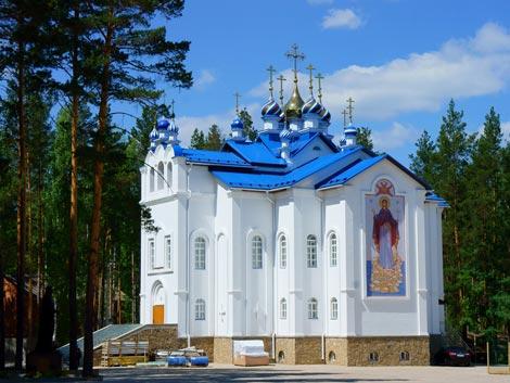 Паломнические туры из тольятти